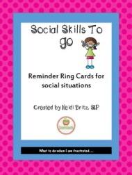 social skills to go