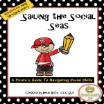 This social skills packet is perfect for preK through young elementary students!