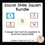 social skills squish bundle 8x8 cover