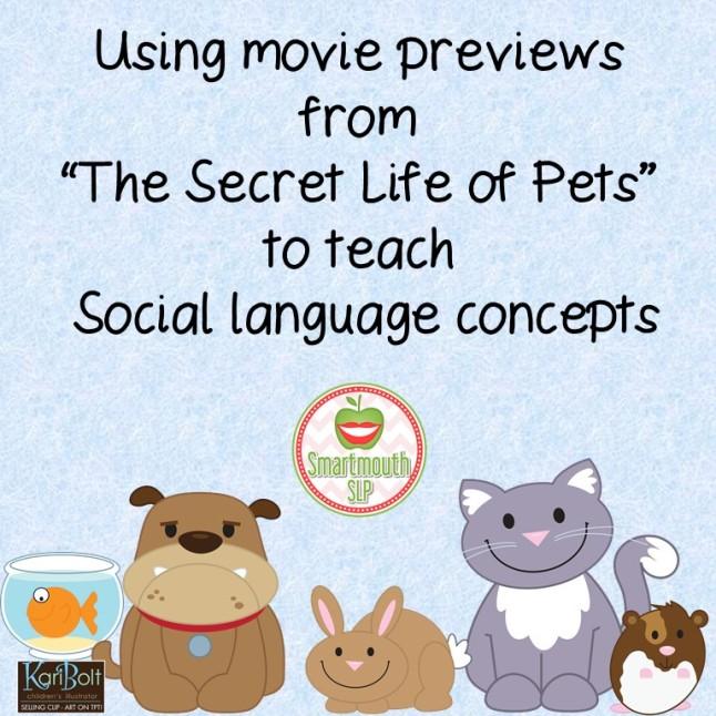 secret life of pets blog