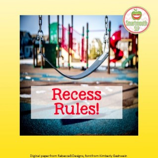 recess rules blog