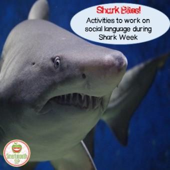 shark week blog
