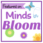 Featured on Minds In Bloom Button